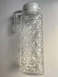 Título do anúncio: 12 jarras de vidro