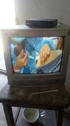 Tv 14 polegadas com conversor