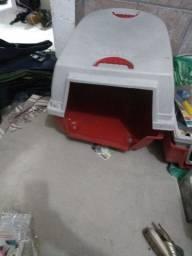 Caixa de transporte GD dog lar com rodas