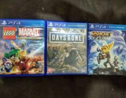 Vendo ou troco jogo Playstation 4/ps4