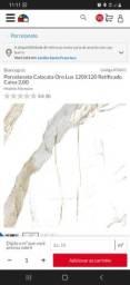 Título do anúncio: Calacata  ouro  120x120   biancogres