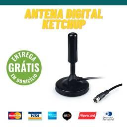 Título do anúncio: Antena digital de 5METROS ALTA QUALIDADE HDTV ENTREGA GRÁTIS