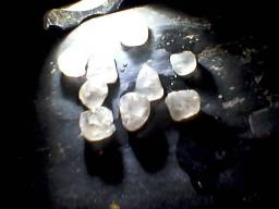 Título do anúncio: Pedras semipreciosas unidades