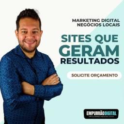 Título do anúncio: Sites que geram Resultados