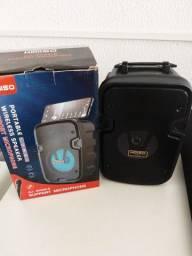 Caxinha de som portátil Bluetooth Altomex