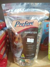 Rações para hamster em promoção!