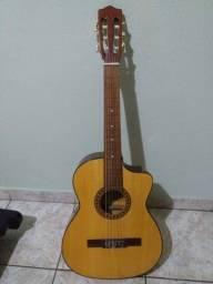 Título do anúncio: Vendo violão tonante elétrico