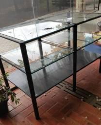 Título do anúncio: Balcão Expositor em vidro