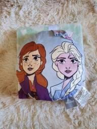 Kit Manta com Almofada Frozen 2 da Disney