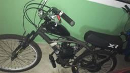 Título do anúncio: Vende se bicicleta motorizada