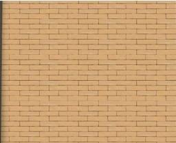 Papel de parede adesivo tijolos
