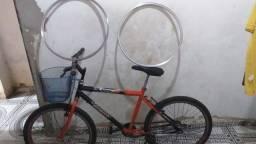 Vendo uma bicicleta aro 24