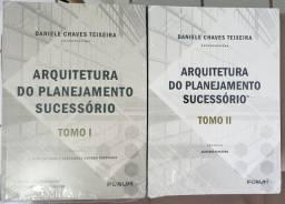 """Livros lacrados """"Arquitetura do planejamento sucessório"""""""