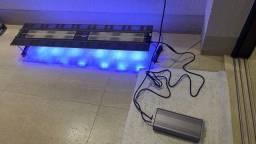 Título do anúncio: Luminária Aquário Maxspect Razor 300w 16.000k