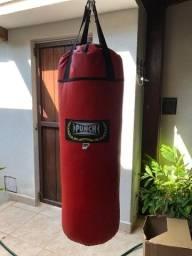 Saco de pancada 50kg Punch