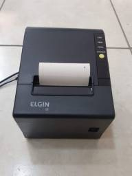 Título do anúncio: Impressora térmica Elgin i9 seminova.
