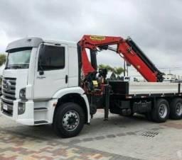 Caminhão Munck-2018 Tenha sua ferramenta de trabalho