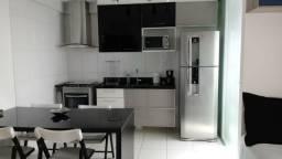 Lindo Apartamento 2 quartos todo mobiliado e decorado no Aeroclube