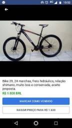 Bike voyce aro 29