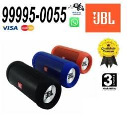 (Promoção) caixa de som jbl charge 2 + Plus 15w