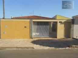 Casa com 3 dorm. em Cosmópolis-SP, aceita imóvel de menor valor (CA0027)