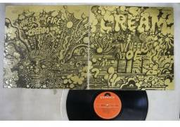 Cream - Wheels of Fire - Live at Fillmore - LP Vinil - Japonês - Eric Clapton