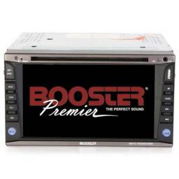 Dvd Automotivo Booster Bmtv-7250dvd / Usbt 6.2 Com Bluetooth