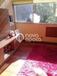 Apartamento à venda com 3 dormitórios em Maracanã, Rio de janeiro cod:SP3AP40379