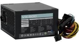 Fonte Aerocool 500W VX-500 EN57136