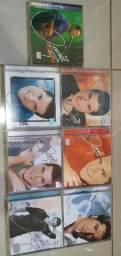 CD original usados 2 ou mais 5 reais cada