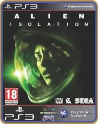 Título do anúncio: Ps3 Alien Isolation