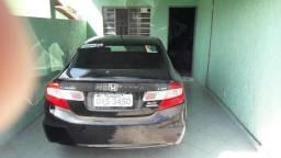 Vende-se Civic LXR Preto 2.0 - 2014