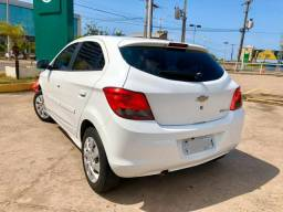 Ônix 1.4 lt automático branco - 2016