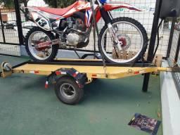 V/t trolete .reboque pra moto/bike 1.850.00