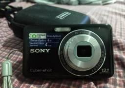Camera sony bem conservada