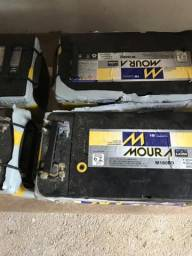 Bateria Moura 180 ah moura