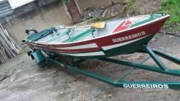 Barco de alumínio - 1999