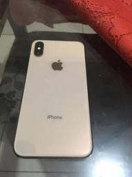 Iphone xs 64 gb anatel dourado na garantia apple ( cartão 6x sem juros )