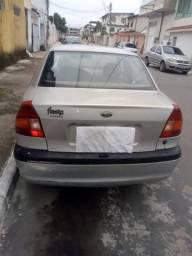 Carro Ford fiesta street - 2002