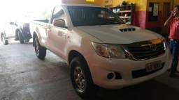 Hilux Cabine simples 2014 - 2014