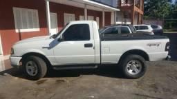 Ford ranger 2005/05, troca por carro do ano 2010 4 portas - 2005