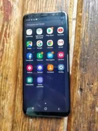 Galaxy S8 64GB - Acc Cartão e Trocas