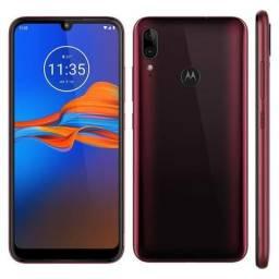 Motorola e6 plus lançamento