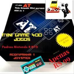 Video game portátil nintendinho 8 bits