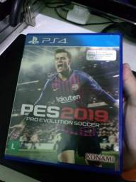 Vendo ou Troco Pes 2019 , PS4