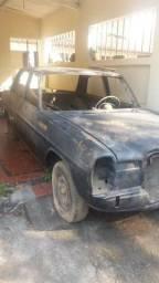 Mercedes w115 68