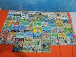 Coleção One Piece Vol.1 ao 61 com excessão dos volumes 39,40 e 42...