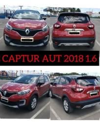 Suv Captur AUT 1.6 2018 Zerada Extraaaaaaaaa - 2018