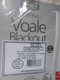 Cortina com Blackout