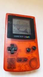 Game boy color filé